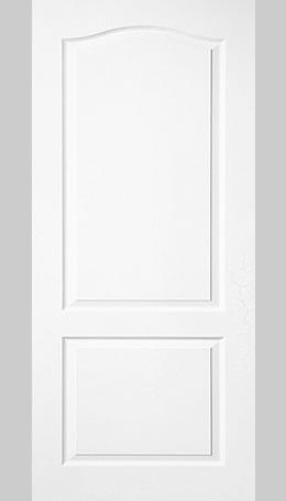 american panel wooden door